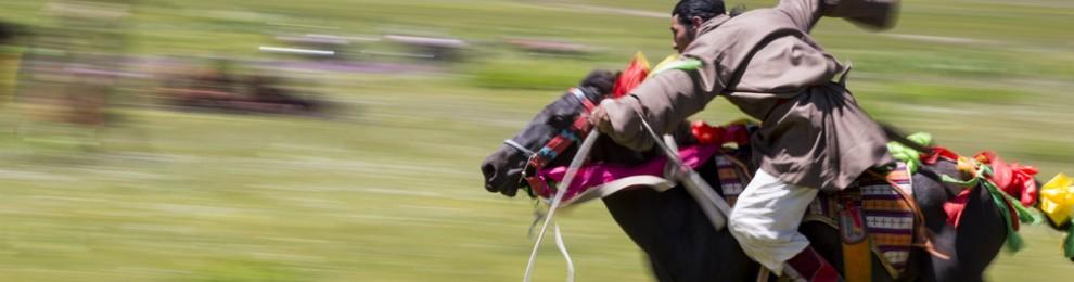 Litang Horse Festival